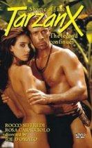 Tarzan X izle