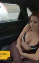Arabada Yaşanan Erotik Sıcak Anlar
