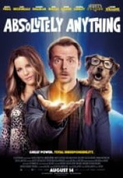 Absolutely Anything izle