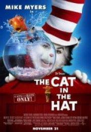 Şapkalı Kedi Türkçe Dublaj izle