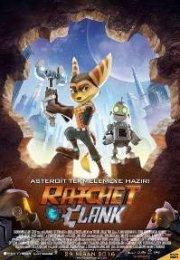 Ratchet ve Clank Uzay Macerası 2016 Türkçe Dublaj izle