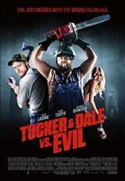 Tucker ve Dale İblise Karşı izle