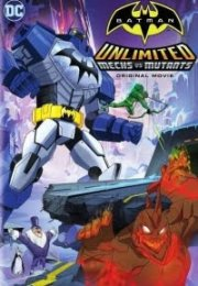 Batman Unlimited Mech vs. Mutants Türkçe Dublaj izle