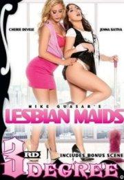 Lesbian Maids Erotik Film izle