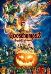 Goosebumps 2 Haunted Halloween izle