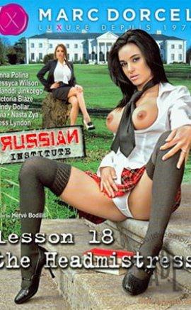Russian Institute Lesson 18: La Directrice +18 Film izle