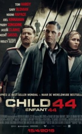 44. Çocuk – Child 44 İzle