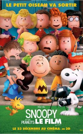 Snoopy ve Charlie Brown Peanuts Filmi Türkçe Dublaj izle