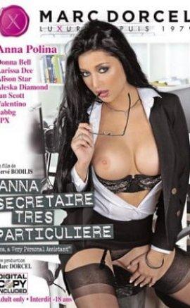 Anna Polina Secretaire Erotik Film izle