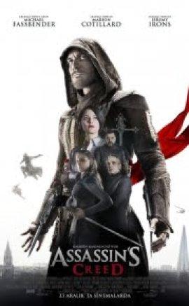 Assassins Creed Türkçe Dublaj izle