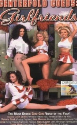 Centerfold Coeds: Girlfriends Erotik Film izle