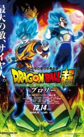 Dragon Ball Super: Broly izle