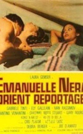 Emanuelle Nera: Orient Reportage izle
