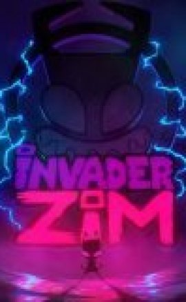 Invader ZIM Enter the Florpus izle Fragman