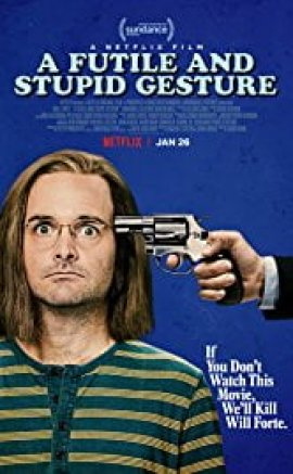 A Futile and Stupid Gesture izle