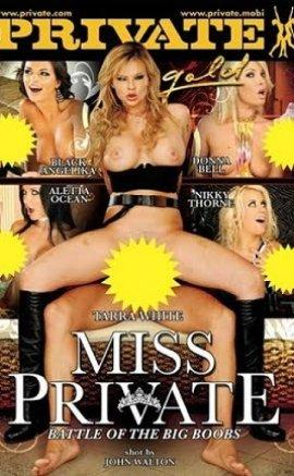 Miss Private Battle Of The Big Boobs Erotik Film izle