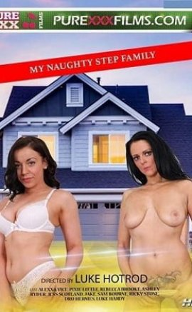My Naughty Step Family Erotik Film izle