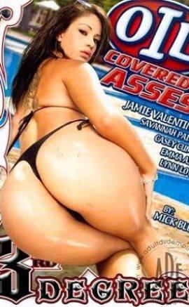 Oil Covered Asses Erotik Film izle