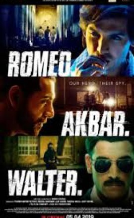 Romeo Akbar Walter izle