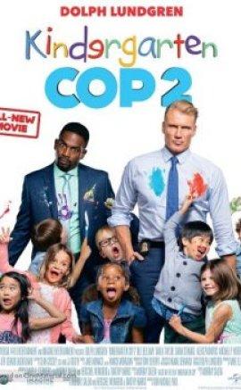 Anaokulu Polisi 2 – Kindergarten Cop 2 Türkçe dublaj izle
