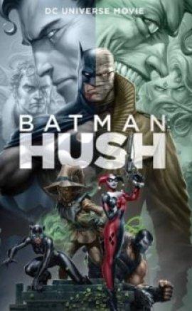 Batman Hush izle Fragman