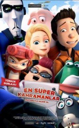 En Süper Kahramanlar Türkçe dublaj izle