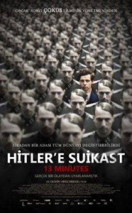 Hitler'e Suikast Türkçe Dublaj izle