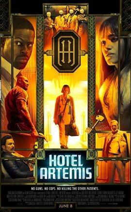 Hotel Artemis izle