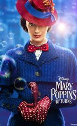 Mary Poppins Sihirli Dadı izle