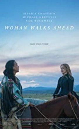 Woman Walks Ahead izle