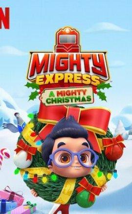 Mighty Express: Noel Macerası izle