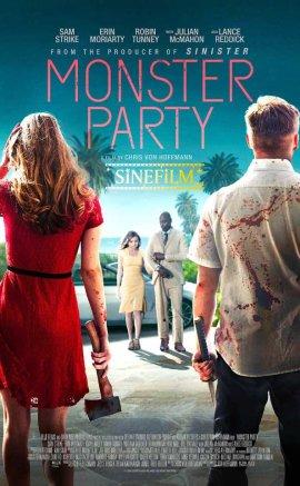 Parti Canavarı – Monster Party 2018 izle