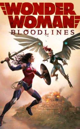Wonder Woman Bloodlines Fragman izle