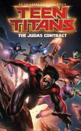 Teen Titans The Judas Contract izle