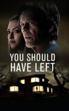 You Should Have Left izle
