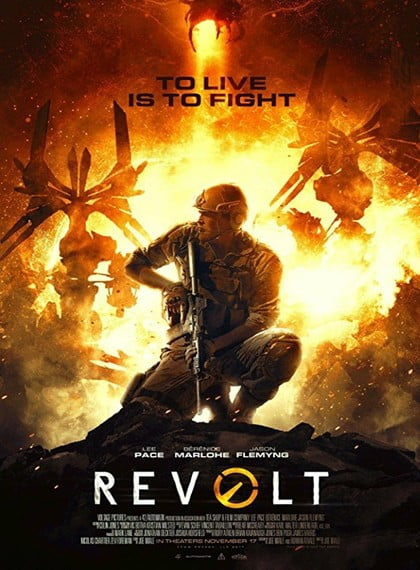 İsyan – Revolt Türkçe Dublaj izle