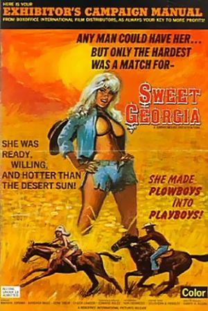 Sweet Georgia (1972) Erotik Film izle