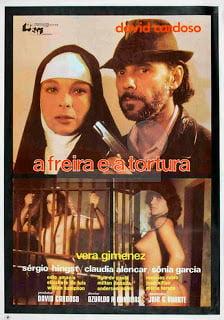 A Freira e a Tortura Erotik Film izle