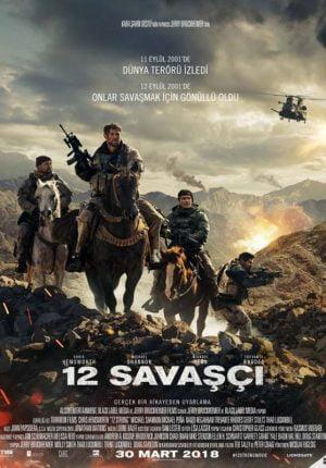 12 Savaşçı 2018 izle