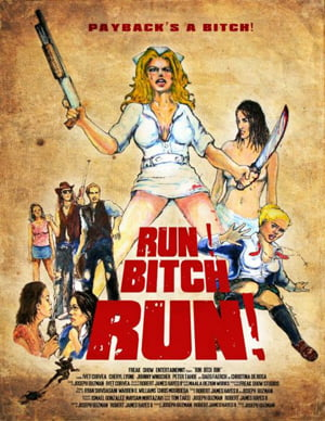 Koş Fahişe Koş – Run Bitch Run Erotik Film izle