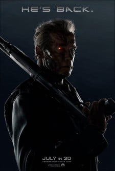 Terminator 5 Genisys İzle