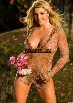 Breann McGregor Model Playboy 18+