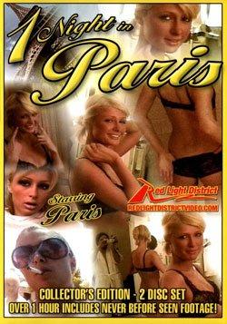 One Night In Paris erotik film izle