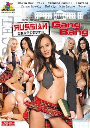 Russian Institute Lesson 13: Gang Bang Erotik Film İzle