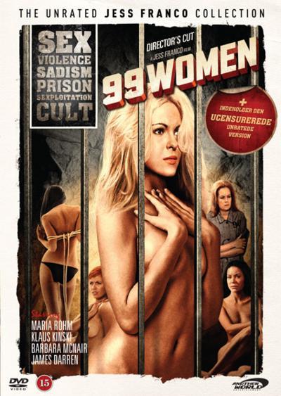 99 Kadın Erotik Film izle