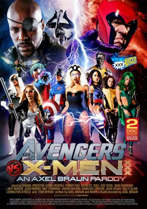 Avengers VS X-Men Erotik Film İzle