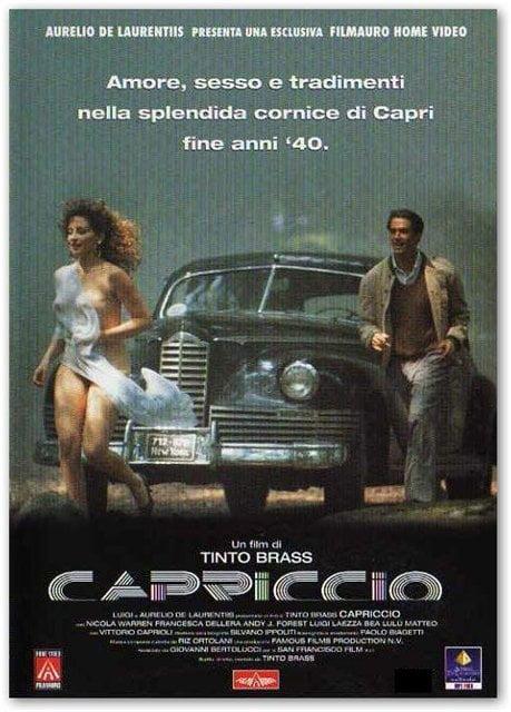Capriccio Erotik film İzle