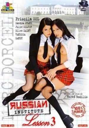 Russian Institute Erotik Film izle – Lesson 3