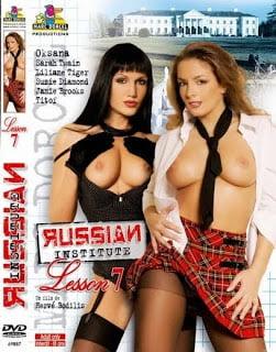 Russian Institute Erotik Film izle – Lesson 7