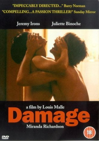 Damage Erotik Filmi izle